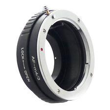 Sony Minolta MA AF & Sony Alpha AF Mount lens - Micro Four Thirds Olympus, Panas