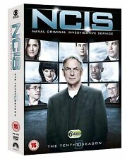 NCIS Naval Criminal Investigative Service Complete Season 10 TV Series DVD