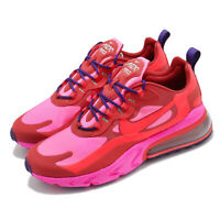 Nike Air Max 270 React Electronic Music Red Pink Men Casual Lifestyle AO4971-600