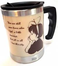 NEW Studio Ghibli Kiki's Delivery Service Thermo Mug Cup Kiki from JPN