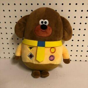 "Hey Duggie Stuffed Plush Toy Doll Puppy Dog Kids BBC  7"" / 18cm"