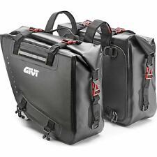 Givi Pair Side Panniers GRT708 Waterproof Universal 2 x 15 L