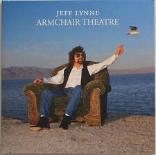 Jeff Lynne - Armchair Theatre on Blue Vinyl 2LP Inc Gatefold NEW