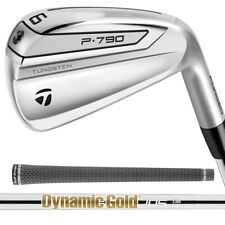 New 2019 TaylorMade P790 Irons - Dynamic Gold 105 VSS - 4-PW - Choose Your Flex