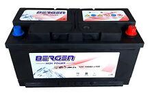 Bergen Solarbatterie 12V 140Ah Wohnmobil Camping Versorgung Boot Reha Batterie