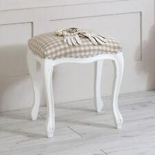 Sillas de color principal blanco para el dormitorio