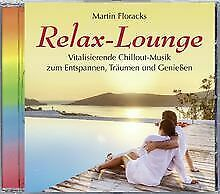 Relax-Lounge (551), Vitalisierende Chillout-Musik, Lounge,...   CD   Zustand gut