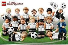 Lego 71014 DFB Germany Football Team Minifigures - Complete Set of 16 NEW