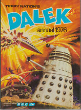 RARE:  The Dalek Annual 1976. Unclipped price tag. Doctor Who