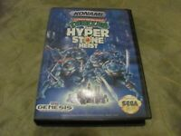 Teenage Mutant Ninja Turtles Hyperstone Heist (Sega Genesis) Authentic TESTED!!