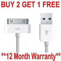 Charging Cable Charger Lead for Apple iPhone 4,4S,3GS,iPod,iPad2&1