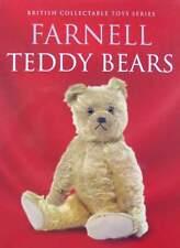 LIVRE/BOOK : FARNELL  (ours,teddy bear,nounours,vintage,vieux,antique)