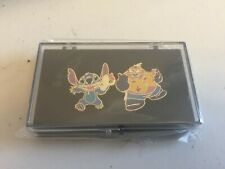 Disney Lilo & Stitch TV 2 pin set Stitch & Jumbaa New
