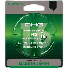 FILTR ND 16 DHG MARUMI 67mm GRAY NDx16 JAPAN