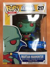 Justice League Illimitato Funko Pop Martian Manhunter #217 Wwe Wrestling