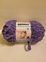 Bernat baby pipsqueak collection color GRAPE bulky level 5 3.5 oz 101 yards