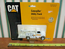 Caterpillar Utility Service Truck By Ertl 1/64th Scale