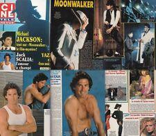 Cine Revue,Michael Jackson,Jack Scalia,Burt Lancaster,Tony Curtis,Goldie Hawn
