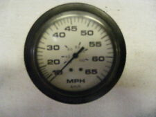 Teleflex Speedometer 0-65 MPH Gauge Outboard Marine Boat