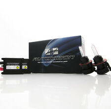 Autovizion H13 9008 8000K Bixenon Iceberg Blue HID Xenon Super Slim Kit  35Watts