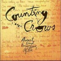 Counting Crows : August and Everything After CD (1994)
