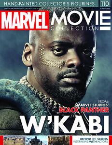"MARVEL MOVIE FIGURINE COLLECTION #110 ""W'KABI"" (EAGLEMOSS)"