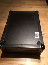 "Odyssey Black Label FZ12MIXBL 12"" Inch DJ Mixer ATA Flight Case With Lid FZ12MIX"