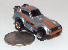Small Micro Machine Plastic Plymouth Arrow Funny Car Dragster marked Thunder