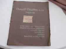 catalogue guillot pelletier Orléans 45 serrurerie d art constructions métallique