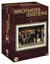 Brothers and Sisters The Complete Collection - DVD Region 2 Ship