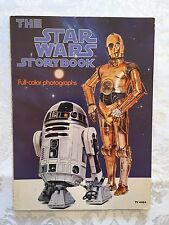 The Star Wars Storybook, 1978, Scholastic, Full-color Photographs