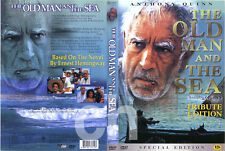 The Old Man And The Sea (1990) - Jud Taylor, Anthony Quinn  DVD NEW