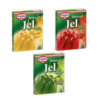 Vegetarian Gelatin Vegan Gel Vegetable Jello Carrageenan - Dr Oetker Brand