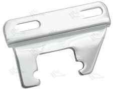 Chrome Header Alternator Bracket - SB Small Block Chevy With Short Water Pump