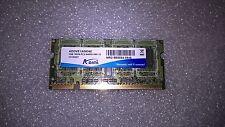 Memoria SoDimm DDR2 ADATA ADOVE1A0834E 1GB PC2-6400 DDR2 800MHz CL6 200 Pin