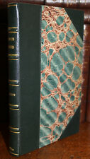1870 The Mystery of Edwin Drood FIRST EDITION Charles DICKENS Fine Binding