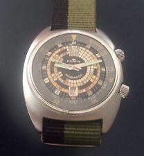 """Vintage FORTIS """"Marinemaster"""" SUPER COMPRESSOR 20ATM  Diver's Watch """""""