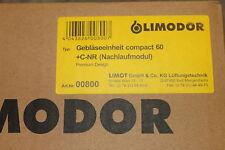 Limodor Lüfter Bad Gebläseeinheit Compact 60 Nachlaufmodul