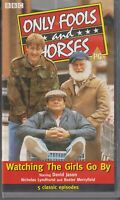 Only Fools & Horses - Watching The Girls Go By - VHS Video Tape Cassette