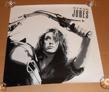 Steve Jones Promo 1987 Original Poster Sex Pistols 24x24