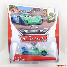 Disney Pixar World of Cars 2014 Carla Veloso WGP collection #12 of 15