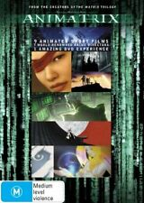 (DVD Movie) The Animatrix (Ani Matrix) (2003) (M) (Animation / Anime) R4, PAL