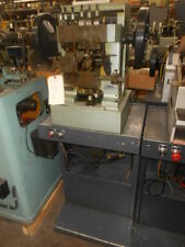 Ombi Model F1 Upright Cable Chain Making Machine - With Stand, Runs Good!