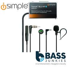 ISimple ISFM 2351 TranZit BLU HF Teléfono Inteligente Manos Libres Bluetooth streaming Kit de coche