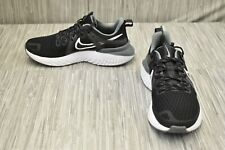 Nike Legend React 2 AT1369-001 Running Shoes, Women's Size 6.5M, Black