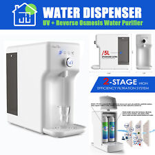 Smart UV Sterilize Reverse Osmosis Water Filter System Purifier Water Dispenser