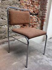 Stahlrohr Stuhl | Palast der Republik | DDR Design | H Fiedler, H Heyder 2