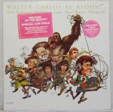 Sealed LP: Wendy Carlos: By Request