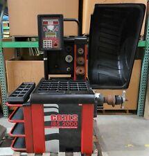 Coats IBS 2000 Interactive Tire Balancing System Machine Car, Truck, Wheel