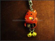 Ceramic Chinese / Japanese Cute Bag Charm Ornament -  Dragon
